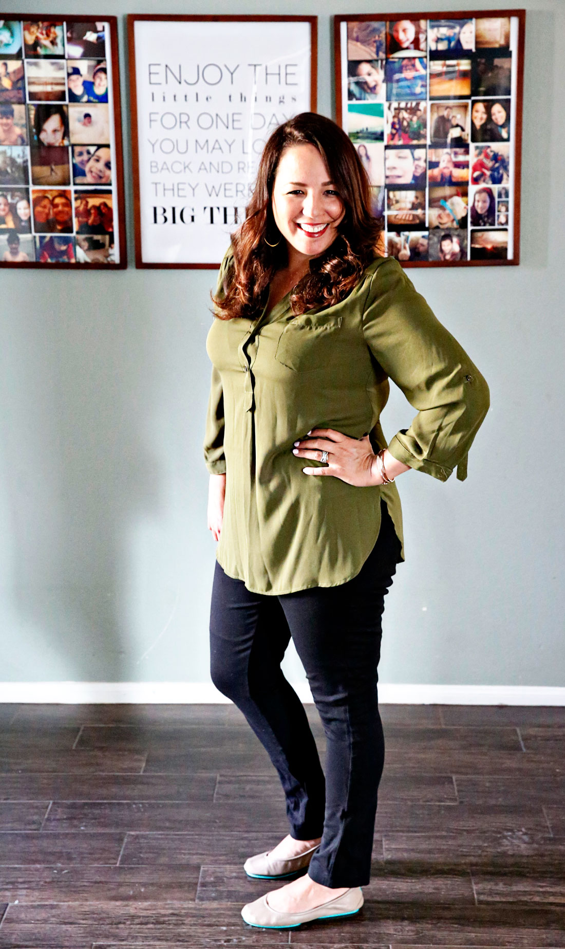 Women's Style: My very first Stitch Fix Review! An honest review of what came in my box.