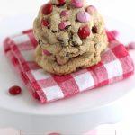 Chocolate Chip M&M Oreo Stuffed Cookies