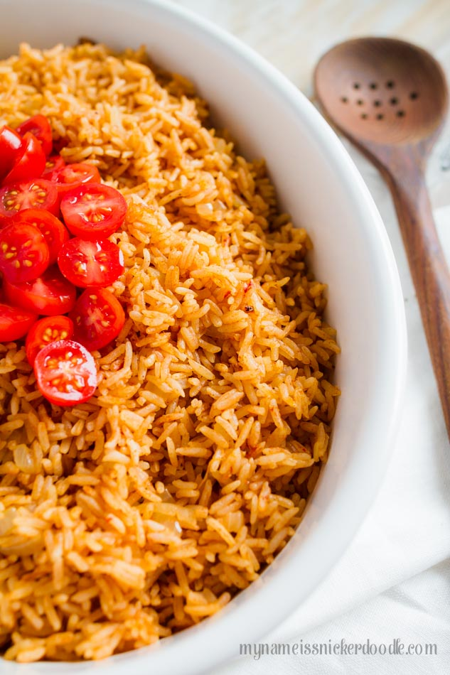 15 Minute Instant Pot Mexican Rice Recipe