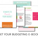 10 Ways to Rock Your Budget E-book