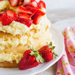 Food: Angel Lush Pineapple Cake - the perfect dessert recipe to try out. This cake is so easy to whip up and tastes amazing. You have to try it! from www.thirtyhandmadedays.com