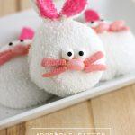 Adorable Easter Bunny Treats