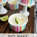 No Bake Cheesecake: Using simple ingredients, you can make mini cheesecakes with yogurt. It's so tasty and a simple dessert recipe.