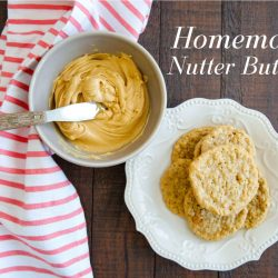 Homemade Nutter Butters- these cookies are like whoopie pies with all things peanut butter. They melt in your mouth! from www.thirtyhandmadedays.com