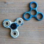 How to Paint a Fidget Spinner