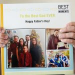 Personalized Father's Day Gift Idea with Shutterfly