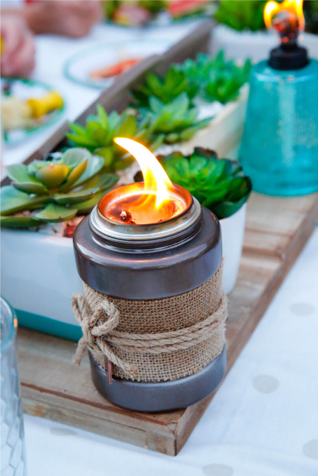 Love these TIKI candles!