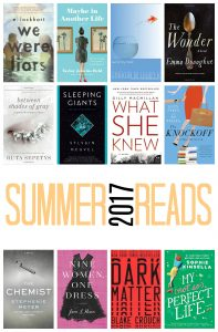 Books to read this summer! 2017 edition from www.thirtyhandmadedays.com