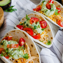 Chili Lime Chicken Street Tacos Made In The Instant Pot
