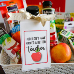 Back to School Teacher Care Package