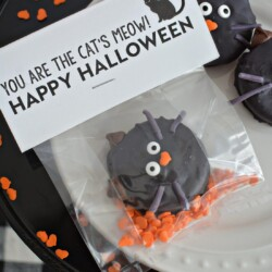 Halloween Printables: You Are the Cat's Meow