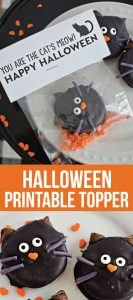 You are the cat's meow - Halloween Printables from www.thirtyhandmadedays.com