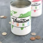 Vacation Fund Jar (With Free Printable)