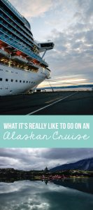 What's it really like to go on an Alaskan Cruise! www.thirtyhandmadedays.com