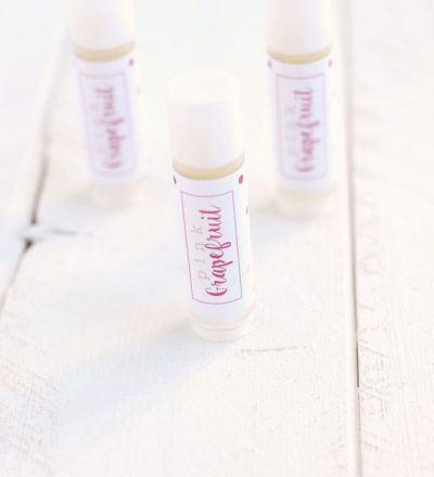 How to make lip balm - you can make whatever kind you want! from CraftingE via thirtyhandmadedays.com
