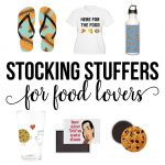 Stocking Stuffers For Food Lovers from CafePress