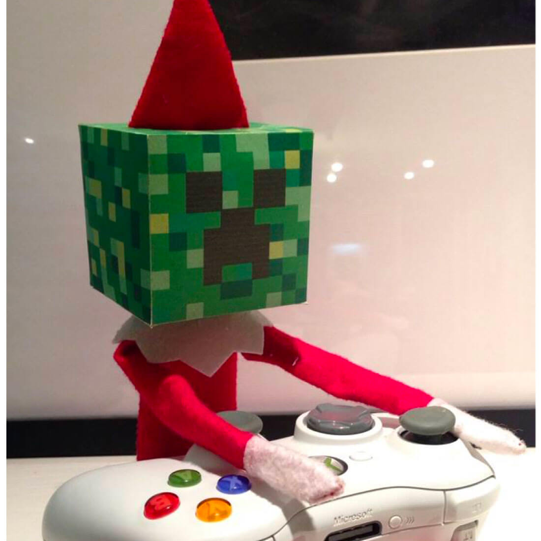 Elf on the Shelf Minecraft