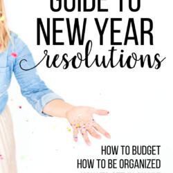 Guide to New Year's Resolution
