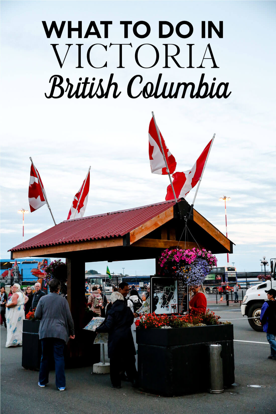 What to Do in Victoria British Columbia - fun things to do and see while traveling to BC from www.thirtyhandmadedays.com