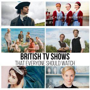 British TV Shows that Everyone Should Watch www.thirtyhandmadedays.com