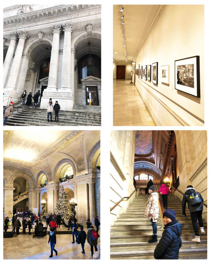 Things to do in New York - Public Library , places to go, things to see, what to eat and more from www.thirtyhandmadedays.com