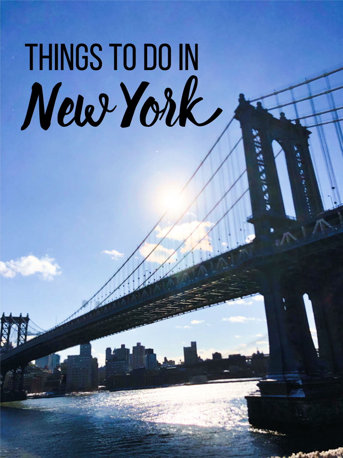 Things to do in new york for Stuff to see in nyc