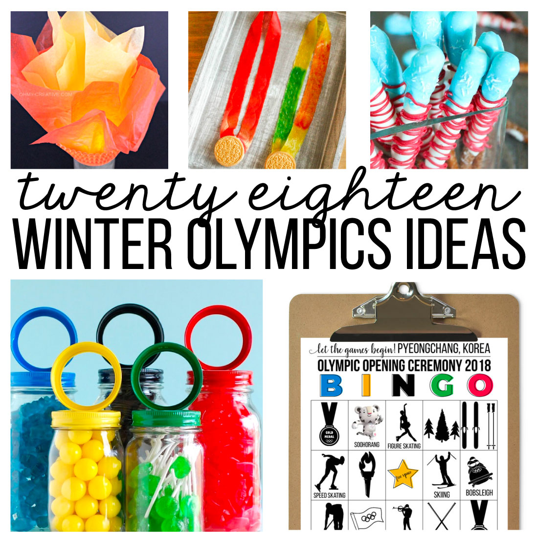 Winter Olympics 2018 Ideas