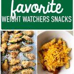 Favorite Weight Watchers Snacks from www.thirtyhandmadedays.com