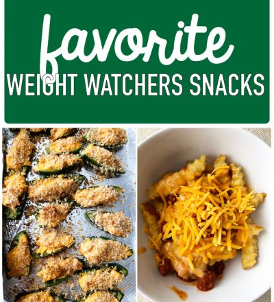 Favorite Weight Watchers Snacks from www.thirtyhandmadedays.com