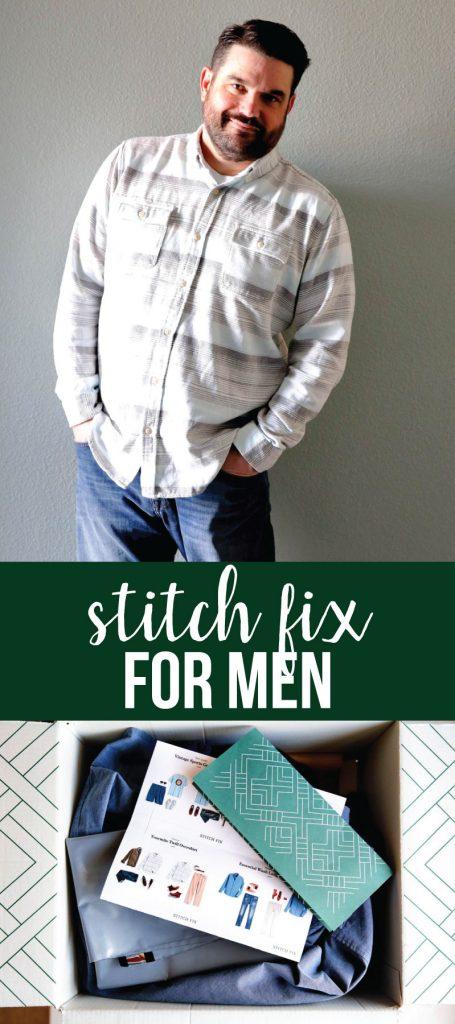 Stitch Fix for Men - our review from www.thirtyhandmadedays.com