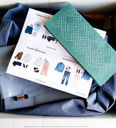 Stitch Fix for Men - our review from www.thirtyhandmadedays.com
