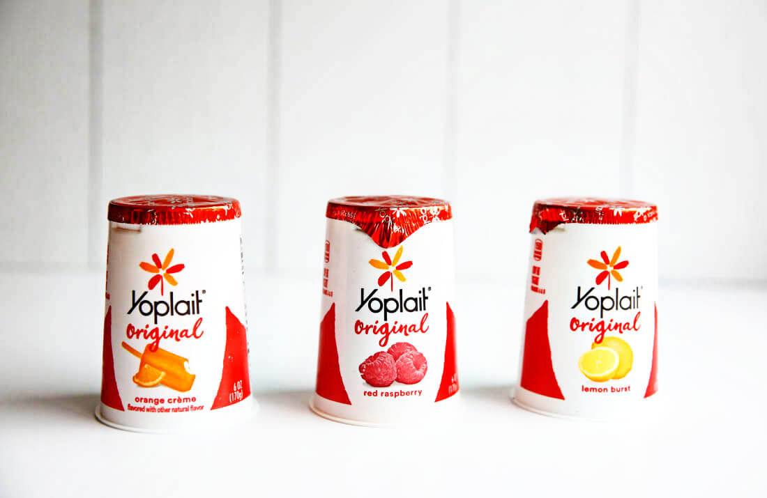 Yoplait Yogurt for Spring Break Road Trip Hacks from www.thirtyhandmadedays.com