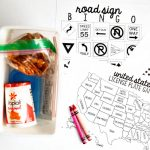 Spring Break Road Trip Games & Snack Hacks