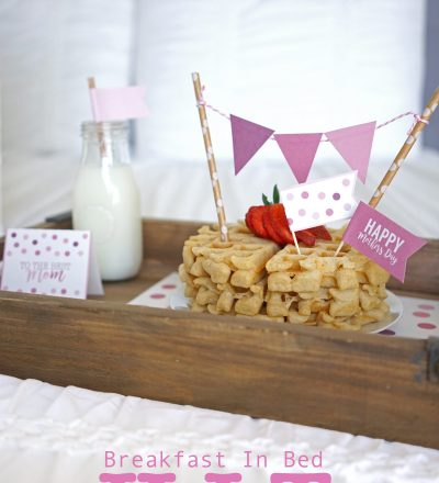 Breakfast In Bed Mother's Day Kit