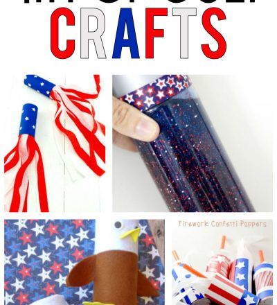 4th of July Crafts – all kinds of crafts to make with your kids for this holiday. www.thirtyhandmadedays.com
