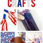 4th of July Crafts - all kinds of crafts to make with your kids for this holiday.
