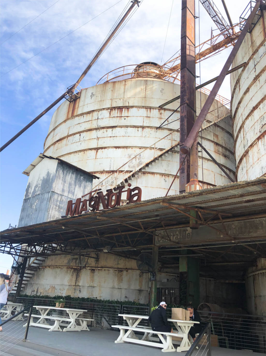 Magnolia Market Tips - go to the Silos!