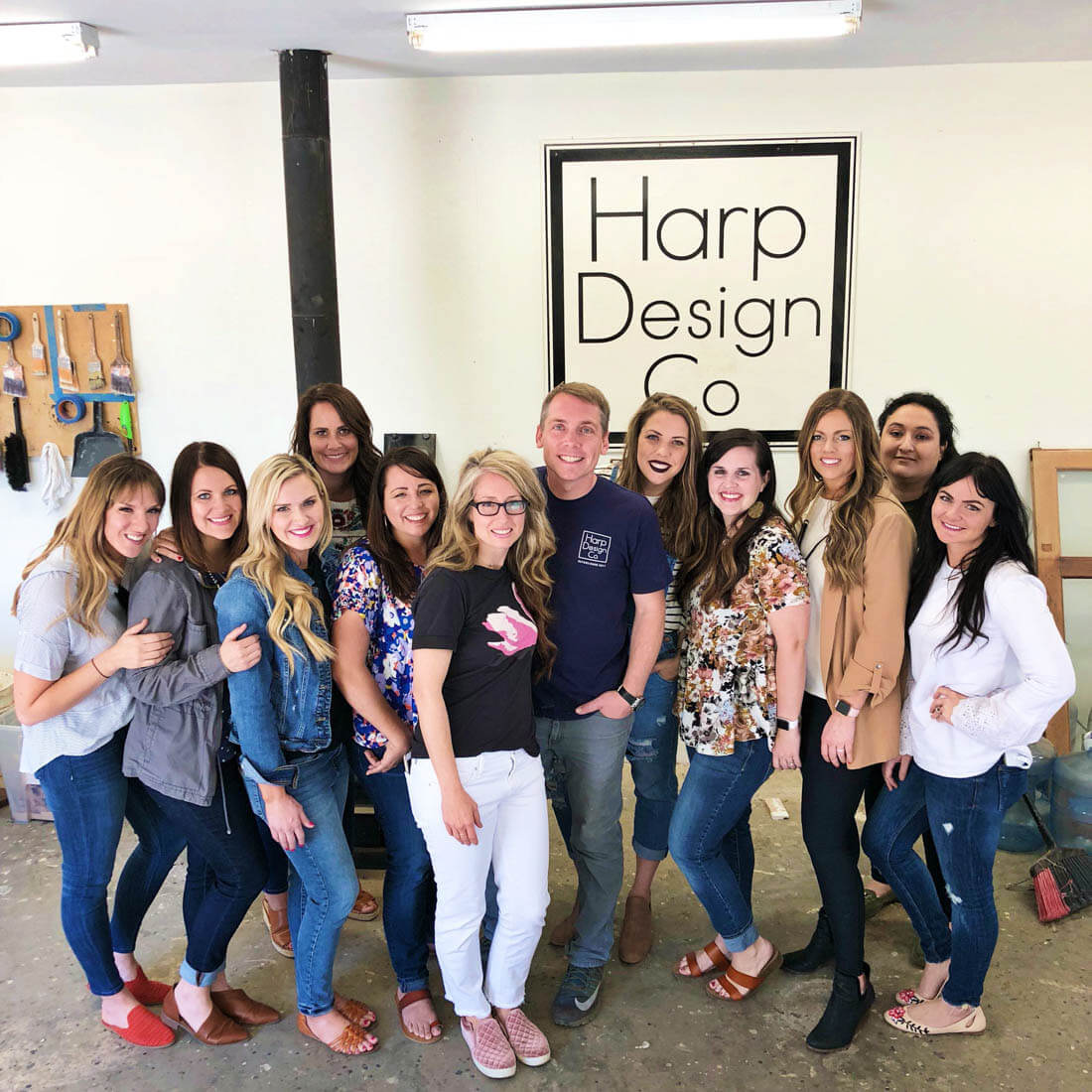 Magnolia Market Tips - visit Harp Design Co.