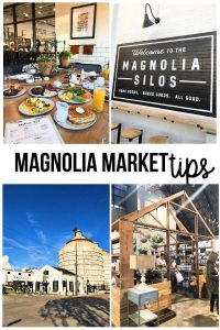 Magnolia Market Tips - things you should know if you visit Waco, TX. www.thirtyhandmadedays.com