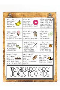 photo regarding Printable Jokes for Kids called Jokes for Little ones