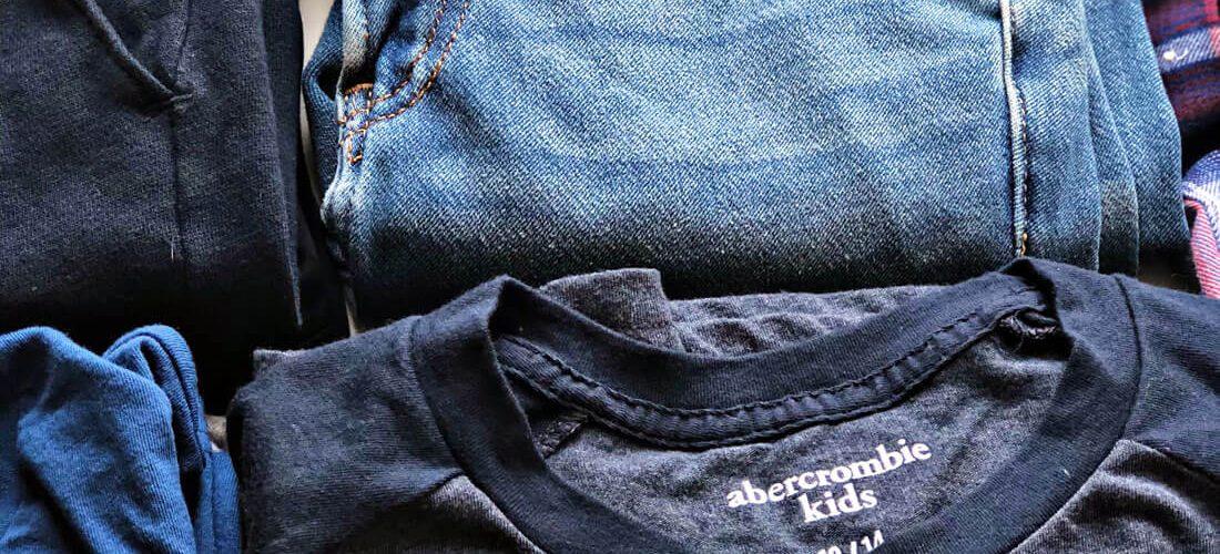 How to Make a Kids Capsule Wardrobe