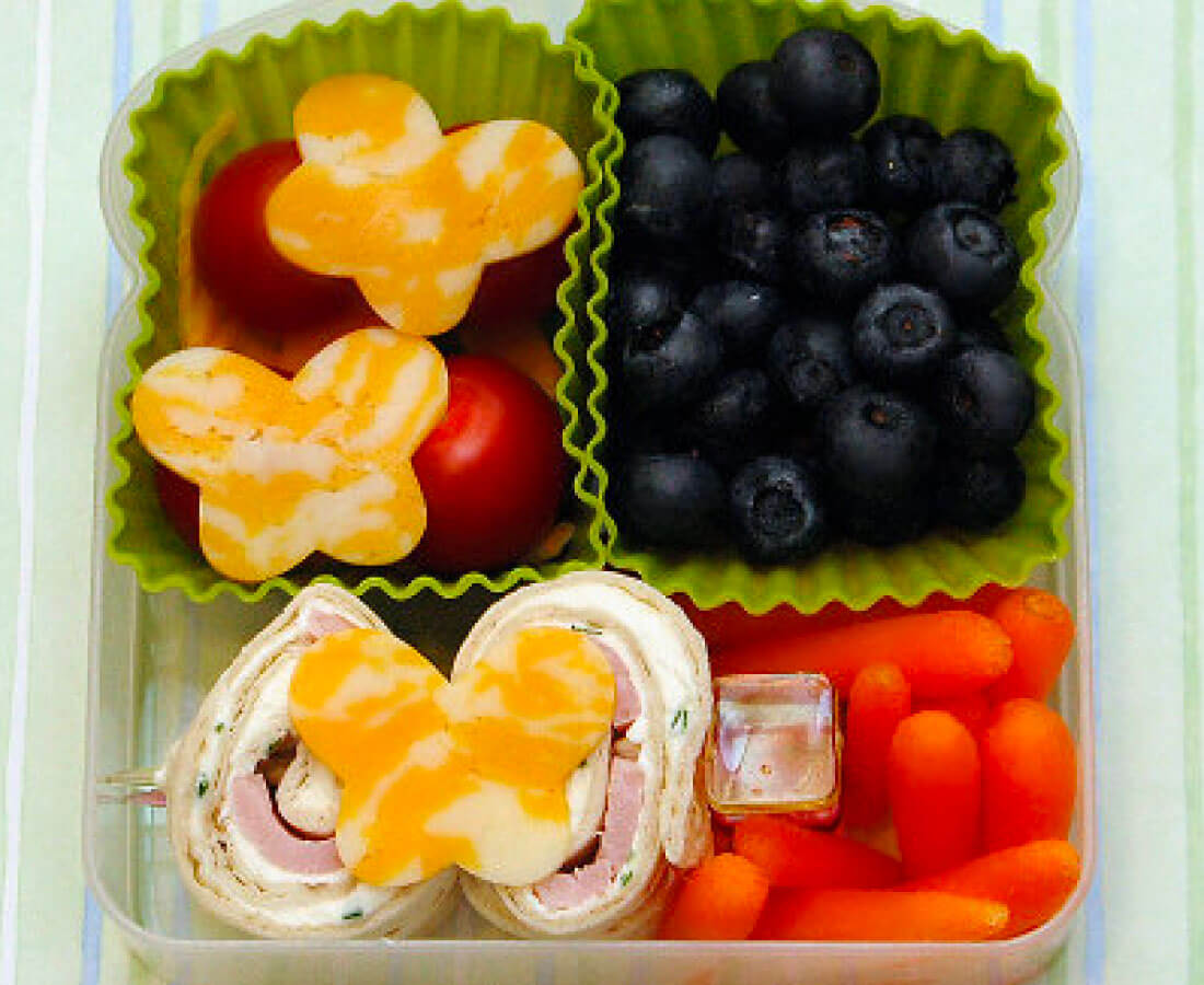 Kids Bento Box - make this delicious lunch