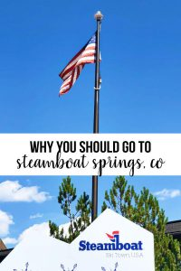 Why You Should Go to Steamboat Springs, Colorado - things to do, restaurants to try and more from www.thirtyhandmadedays.com
