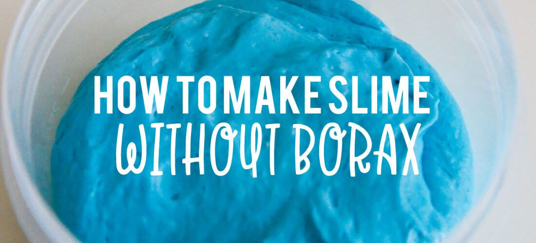 How to Make Slime Without Borax