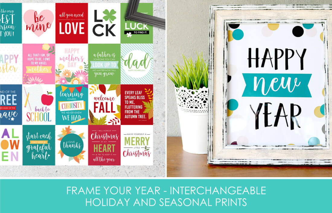 Frame Your Year
