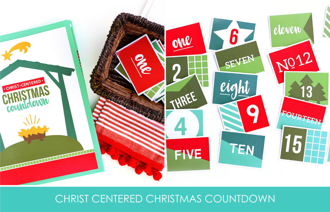 Christ Centered Christmas Countdown
