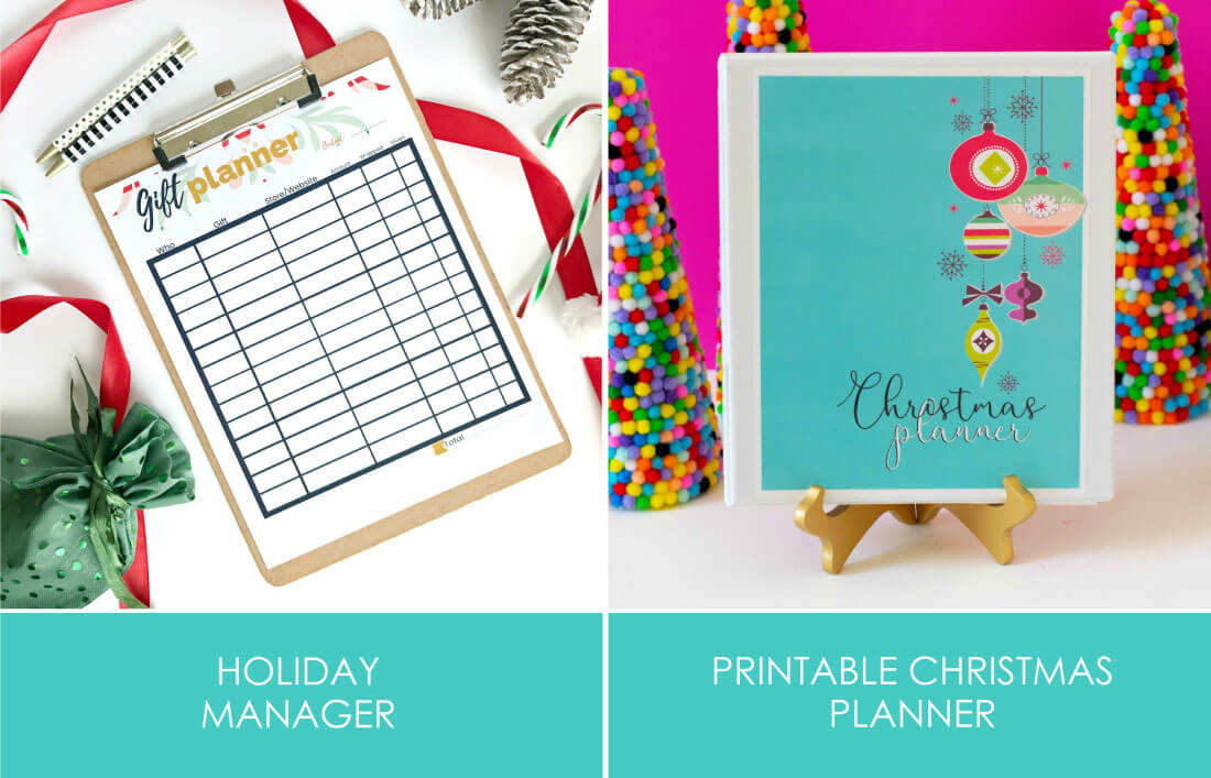 Christmas Printables for Holiday Bundle