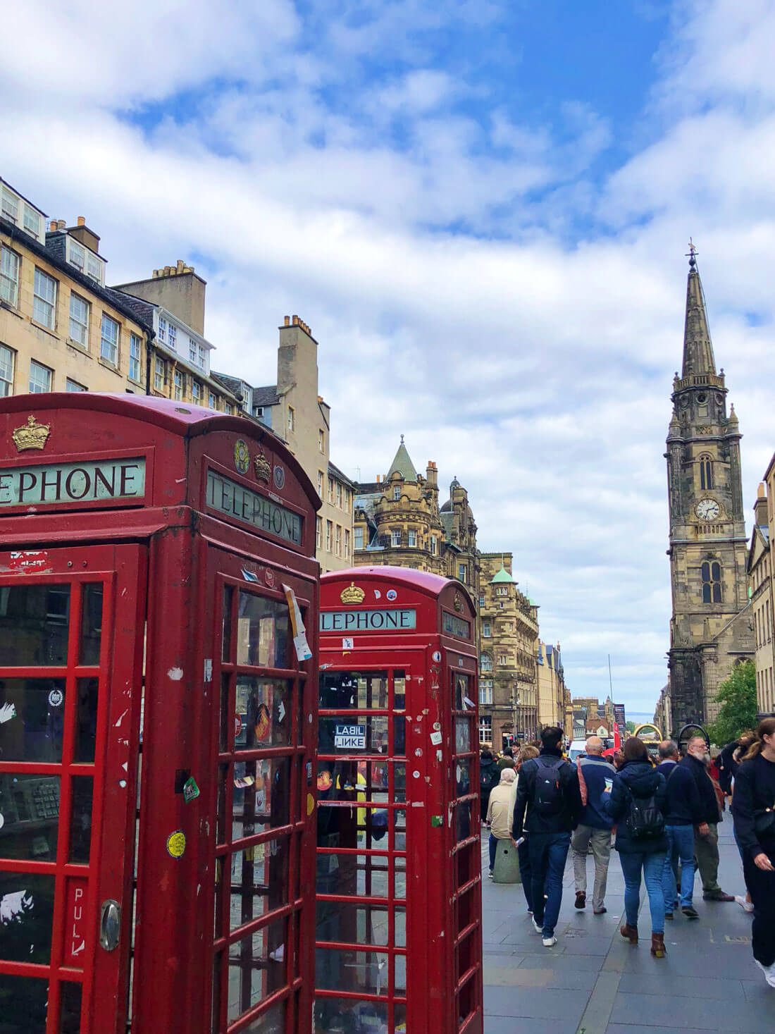 Things to do in Scotland - Royal Mile in Edinburgh