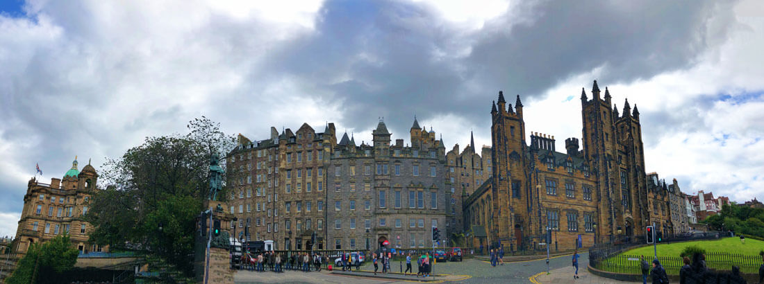 Things to do in Scotland - in Edinburgh