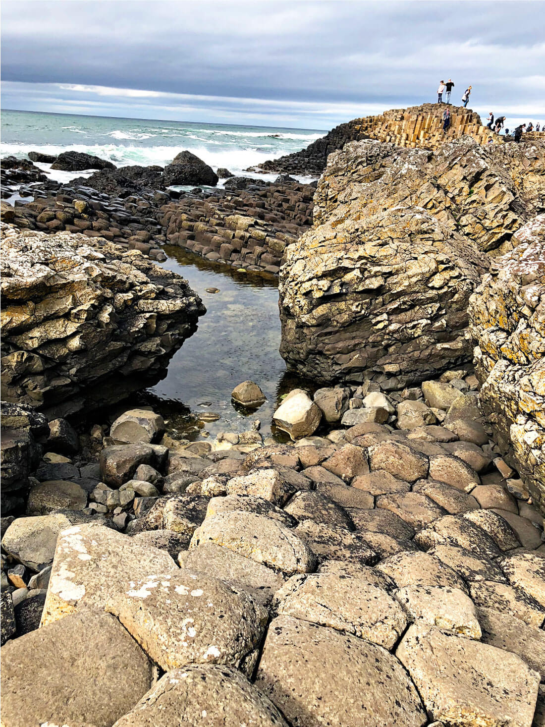 Things to do in Northern Ireland - Giant's Causeway, part of a British Isles Cruise